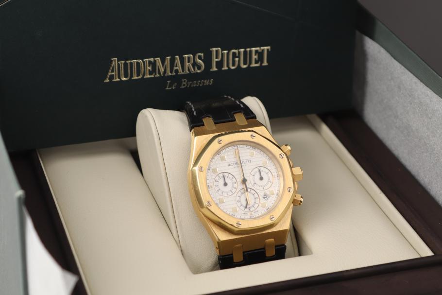 Audemars Piguet Royal Oak Gelbgold Ref. 26022BA.OO.D088