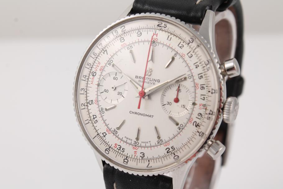 Breitling Chronomat Ref. 808 Stahl
