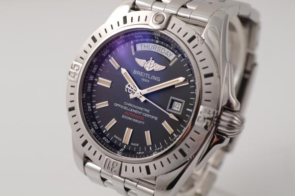 Breitling Galactic 44/ 2018 mint!