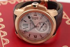 Cartier Calibre de Cartier 42mm Rosegold