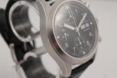 IWC Fliegerchronograph Stahl Ref. 3706