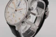 IWC Portugiese Chronograph in Steel
