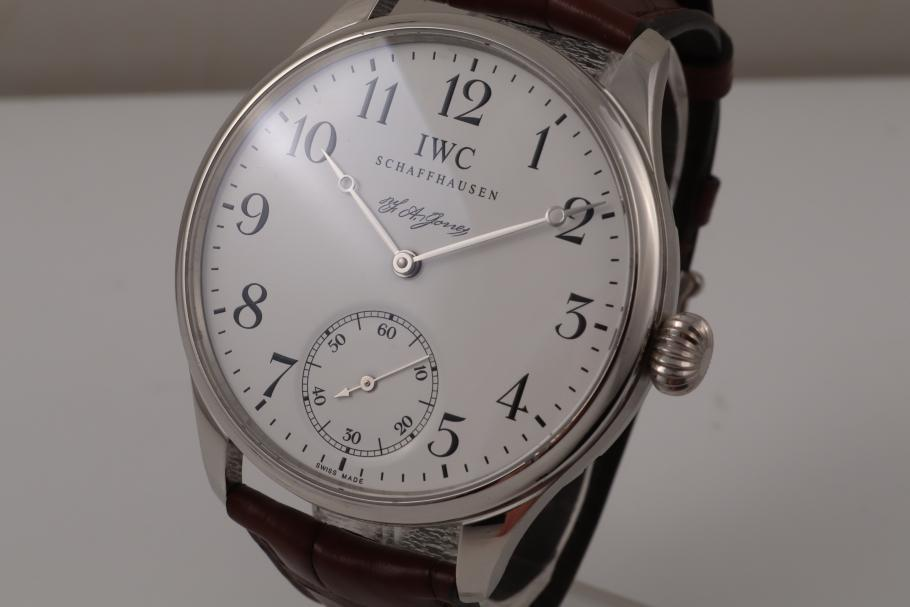 IWC Portugieser FA Jones - Platinum