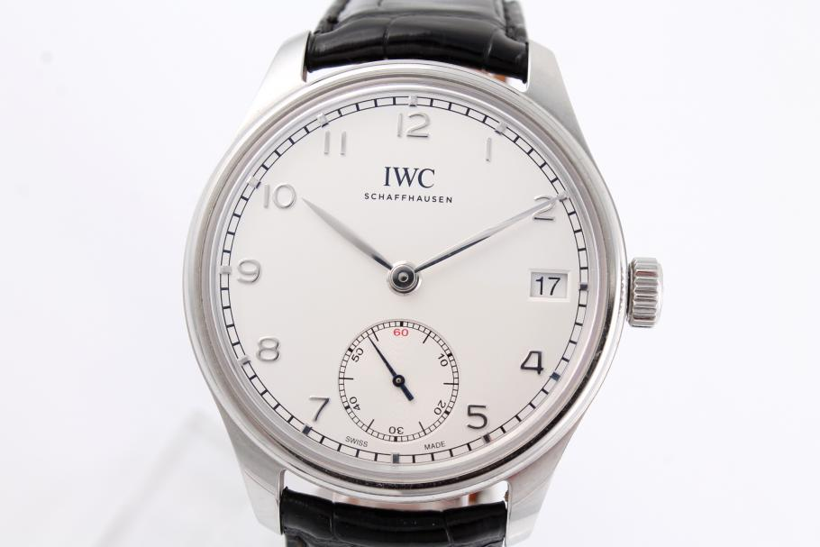 IWC Portugieser Manual Winding 8 Days