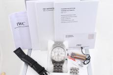 IWC Spitfire Chronograph Stahl