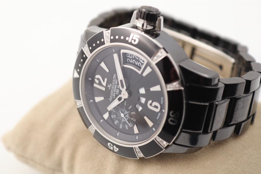 Jaeger-LeCoultre Master Diving GMT 39