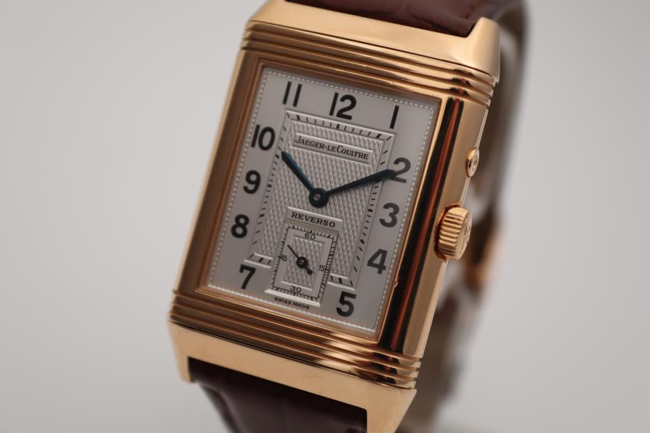 Jaeger-LeCoultre Reverso Day&Night 18KT Rotgold