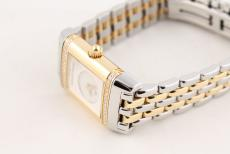 Jaeger-LeCoultre Reverso Duetto in Stahl/ Gold