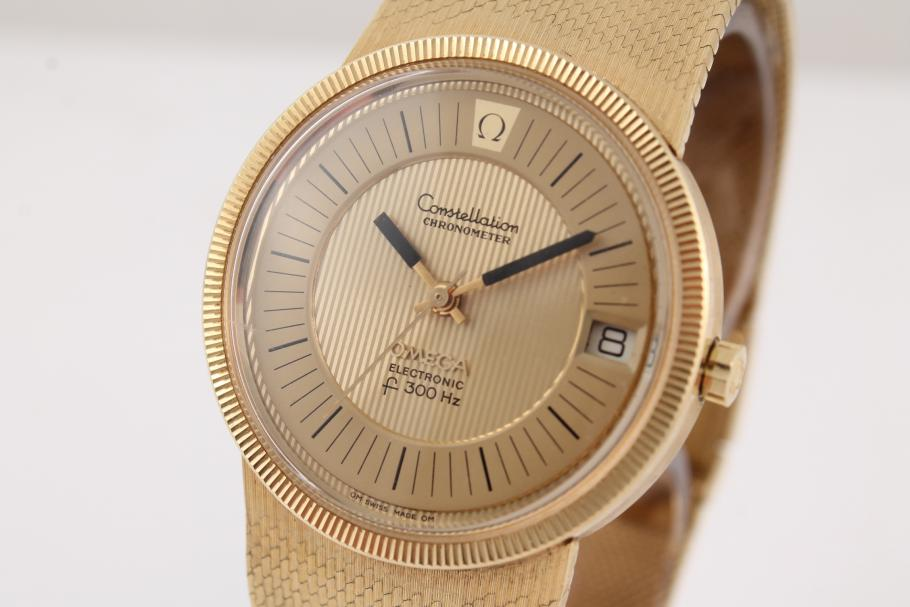 Omega Constellation Electronic f300Hz