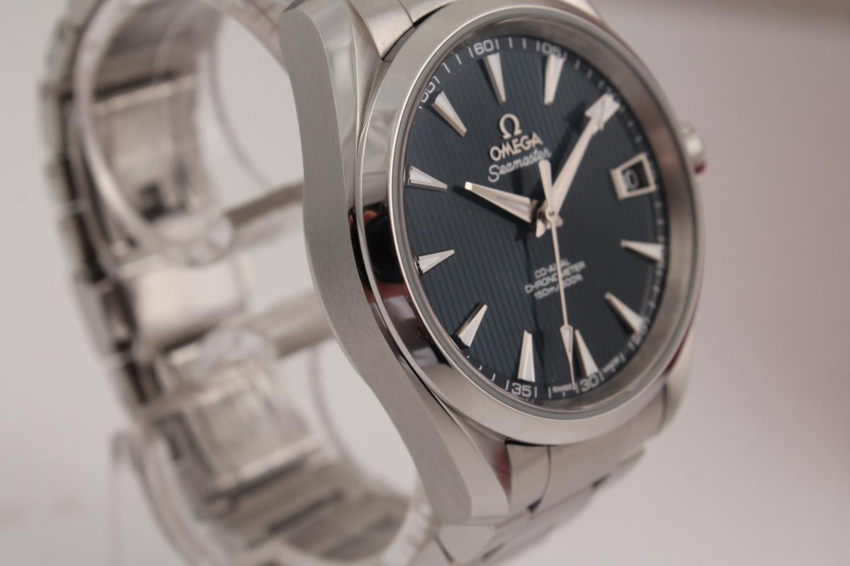 Omega Seamaster Co Axial Chronometrie Pietzner