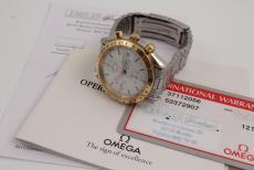 Omega Speedster Steel / Gold