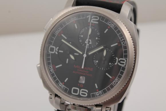 Other brands Anonimo Militare Chronograph Stahl