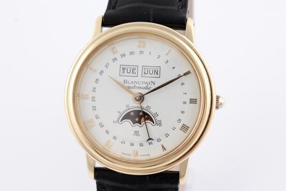 Other brands Blancpain Villeret Automatic/ Moon