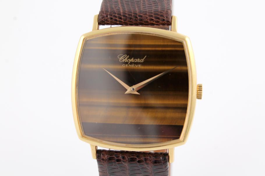 Chopard Mens Watch Automatic in 18t Yellow Gold