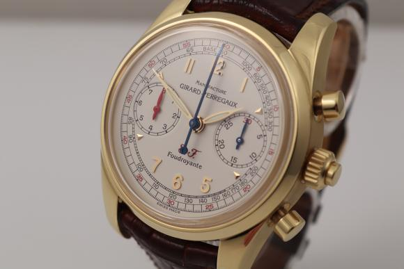 Other brands Girard Perregaux Ferrari Split Second Foudroyante Chronograph