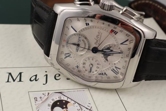 Other brands Paul Picot Majestic Chronograph/ Vollkalender