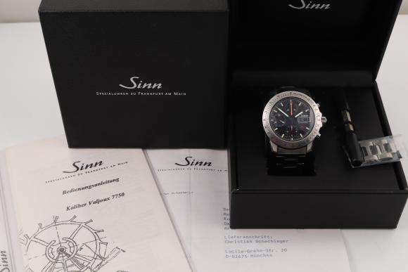 Other brands Sinn Driver´s Chronograph