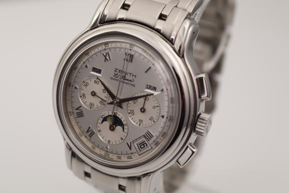 Other brands Zenith Master El Primero Chronograph Moonphase Tripple Calendar