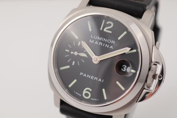 Panerai Luminor Marina 40mm Service 2018