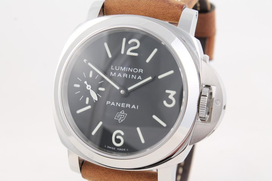 Panerai Luminor Marina 44mm Logo Handaufzug
