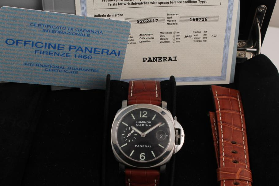 Panerai Luminor Marina Automatik 40mm