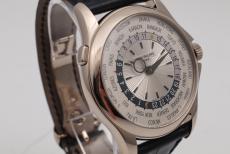 Patek Philippe World Time 18K Whitegold