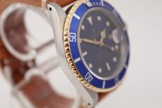 Rolex Blue Submariner in Stahl/ Gold X-Serie