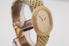 Rolex Damenuhr in 18K Gelbgold