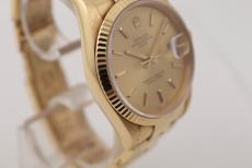 Rolex Date Yellowgold 34mm