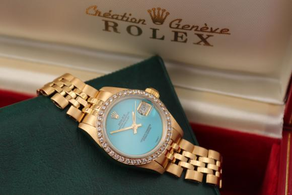 Rolex Datejust Lady 26mm Yellowgold