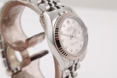 Rolex Datejust Lady mit Dia-Perlmutt-Blatt