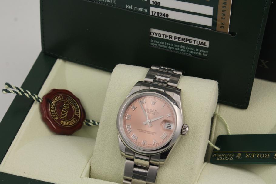Rolex Datejust Medium 31mm