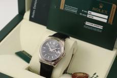 Rolex Datejust Whitegold Ref. 116139
