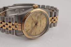 Rolex Datejust steel/ gold