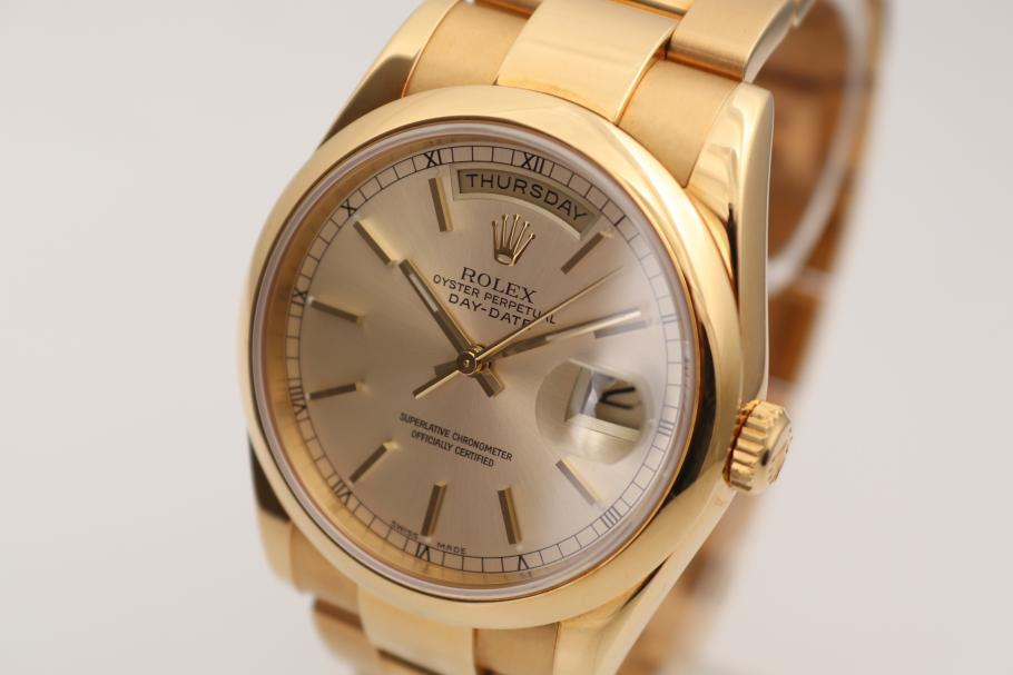 Rolex Day Date 18KT Yellow Gold