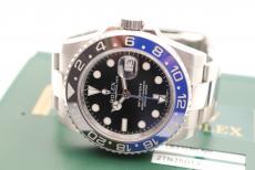 Rolex GMT II Ref.116710BLNR