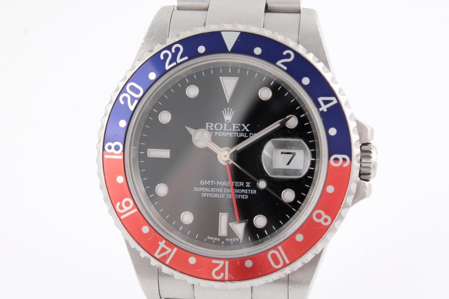 Rolex GMT Master Ref. 16710