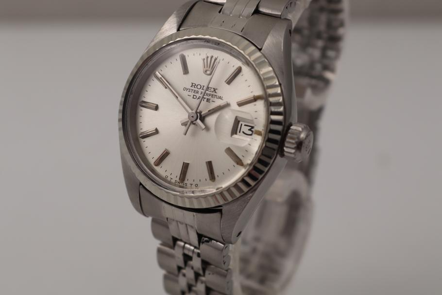 Rolex Lady Date Stahl 26mm