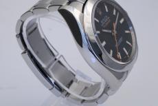 Rolex Milgauss Ref. 116400 Schwarz