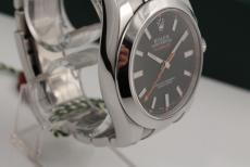 Rolex Milgauss schwarz