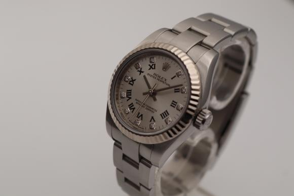 Rolex Oyster Lady 26 Diamonddial Ref.176234