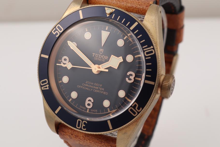 Tudor Black Bay Bucherer Edition Bronze 43mm